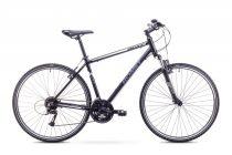 Romet Orkan 2 férfi crosstrekking kerékpár 2018 fekete-grafit M