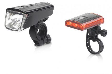 XLC CL-S16 Titania USB lámpaszett