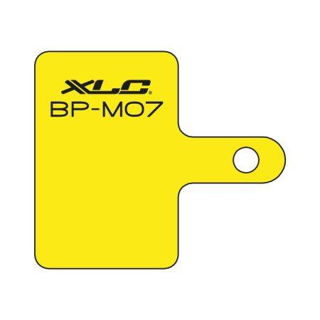 XLC BP-M07 hűtőbordás fékbetét