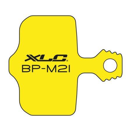 XLC BP-M21 hűtőbordás fékbetét