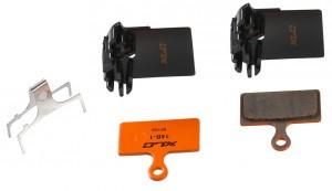 XLC BP-H25 cserélhető hűtőbordás fékbetét