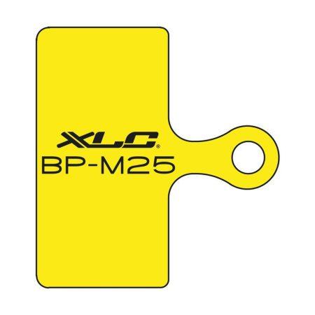 XLC BP-M25 hűtőbordás fékbetét