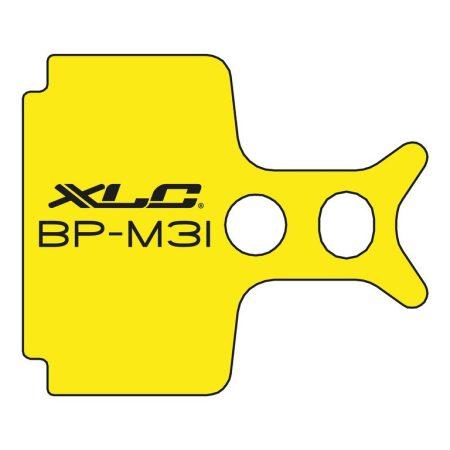 XLC BP-M31 hűtőbordás fékbetét
