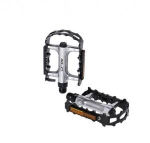XLC Ultralight III pedál fekete-ezüst