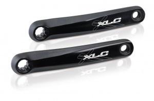 XLC hajtókar szett 175 mm