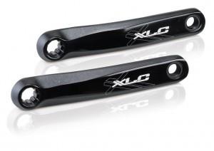XLC hajtókar szett 165/15 mm