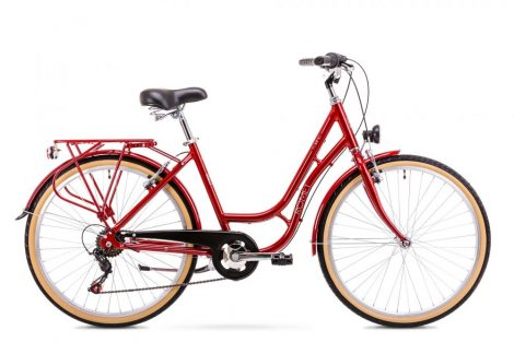 Romet Turing 6 női városi kerékpár