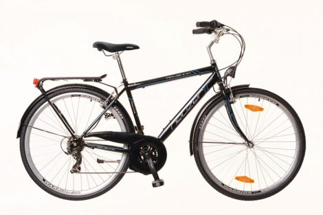 Neuzer Venezia 30 férfi MTB kerékpár Fekete