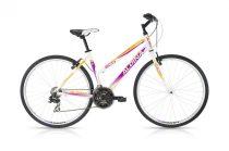 Alpina Eco LC05 crosstrekking kerékpár Fehér