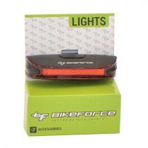 BikeForce Flashline Black hátsó lámpa