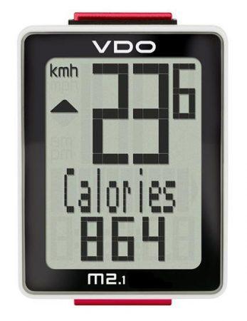 VDO M2.1 WR kilométeróra