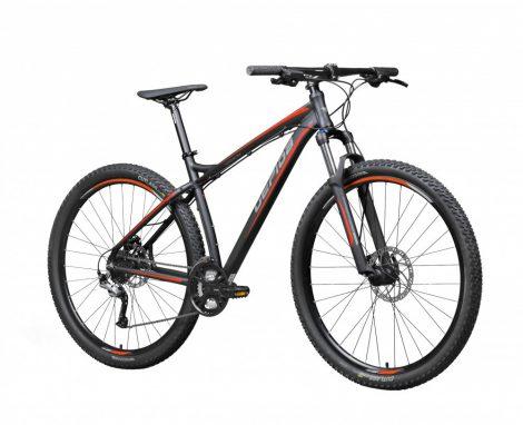 "Gepida Sirmium 29 kerékpár 19"" Fekete-Piros"
