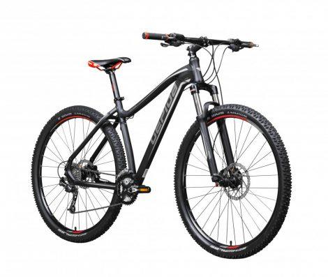 Gepida Ruga 29 kerékpár Fekete