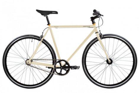 Gepida Spesis fixi kerékpár 54 cm Bézs