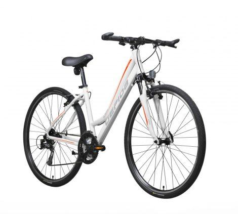 Gepida Alboin 300 CRS női crosstrekking kerékpár több színben Fehér