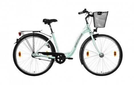 Gepida Reptila 100 agydinamós városi kerékpár több színben
