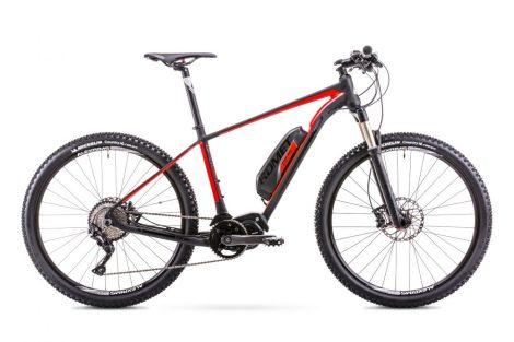 Romet ERM 201 elektromos kerékpár Fekete