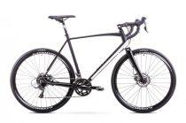Romet Aspre országúti kerékpár Fekete
