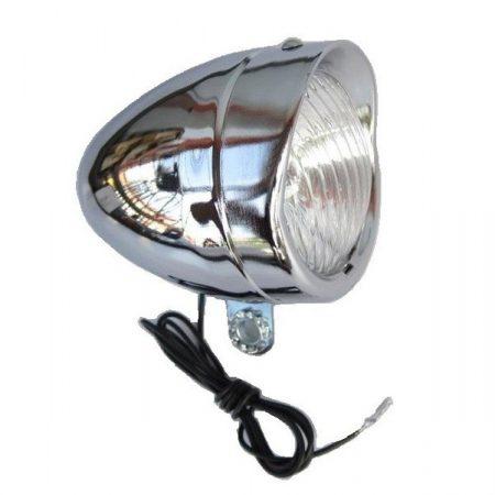Velotech Retro dinamós első lámpa