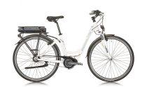 Shockblaze Harmony E-600 női pedelec városi kerékpár fehér