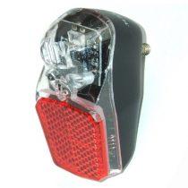Velotech Retro 1LED hátsó lámpa