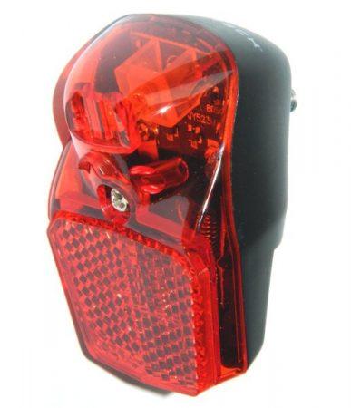 Velotech 1LED Retro dinamós hátsó lámpa