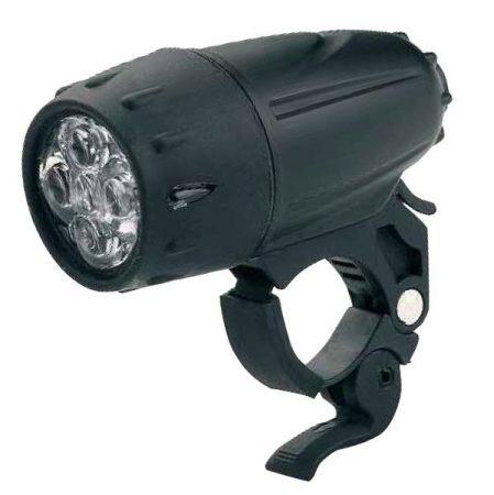 Velotech 5LED első lámpa