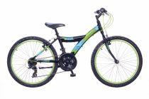 Neuzer Max 24 fiú gyermek kerékpár több színben