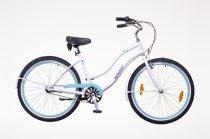 Neuzer Miami női cruiser kerékpár több színben