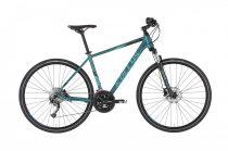 Kellys Phanatic 30 férfi crosstrekking kerékpár több színben Fekete