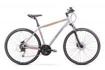 Romet Orkan 4 férfi crosstrekking kerékpár 2018 ezüst M