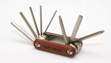 Spyral 8 funkciós mini szerszámkészlet