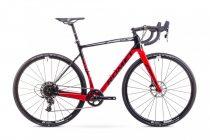 Romet NYK országúti kerékpár Fekete-Piros
