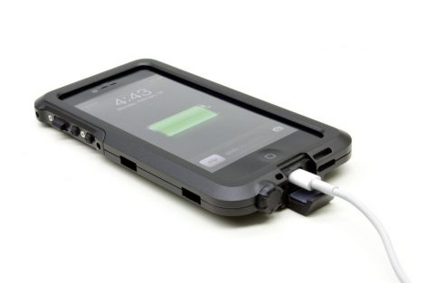 BioLogic Hard Case iPhone 5 okostelefontartó