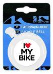 I love my bike csengő