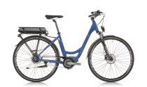 Shockblaze Harmony E-600 Di2 női pedelec városi kerékpár kék