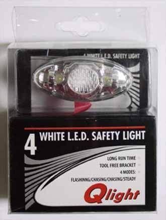 Csepel 4LED első lámpa