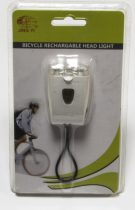 Fehér USB-s első lámpa