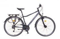 Neuzer Ravenna 200 férfi trekking kerékpár Fekete