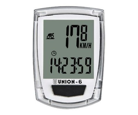 Marwi 6 funkciós kilométeróra