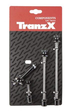 TranzX lopásbiztos gyorszárszett