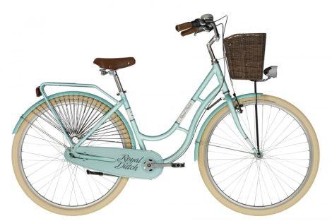 Kellys Royal Dutch női városi kerékpár több színben