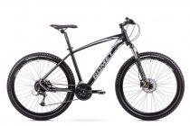 Romet Rambler R7.4 27,5 kerékpár Fekete