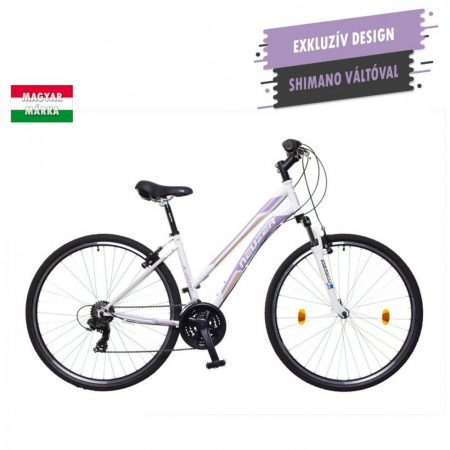 Neuzer X-Zero női crosstrekking kerékpár több színben