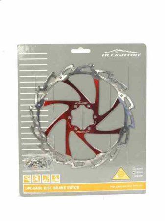 Alligator Wind-Cutter Red HKR12RD féktárcsa