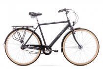 Romet Art Noveau 8 városi kerékpár Szürke