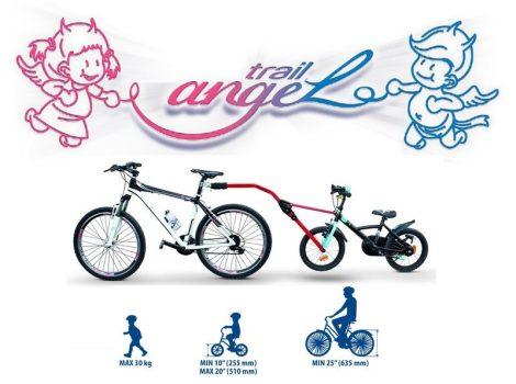 Peruzzo kerékpár vontatórúd
