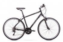 Romet Orkan 5 férfi crosstrekking kerékpár Fekete