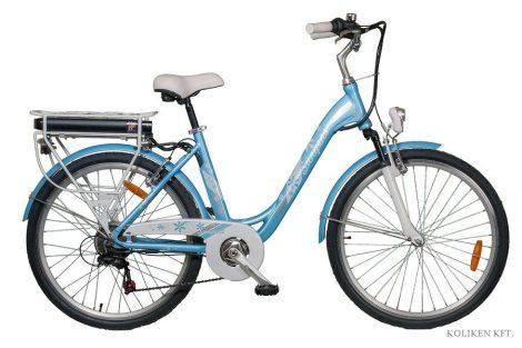 Koliken Pedelec City 8000 pedelec kerékpár