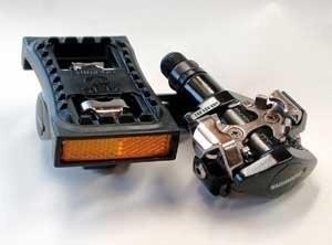 Shimano PD-M505+ taposó pedál